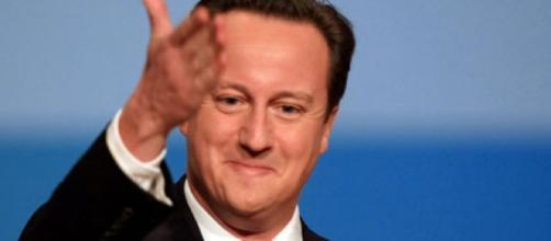 David Cameron, primo ministro inglese