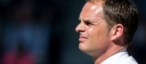 Frank De Boer, interessa al Milan