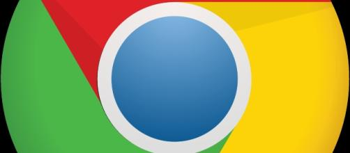 Google Chrome logo courtesy of Wikipedia.