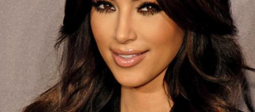 Kim Kardashian in 2011 (Wikipedia)