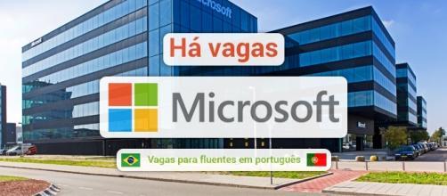 Microsoft está contratando e tem vagas para fluentes em português - Foto: Reprodução Bbn-consultants