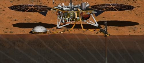 NASA suspends 2016 launch of InSight mission to Mars.