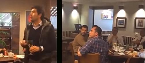 O empresário Danilo Amaral, que hostilizou o ex-ministro Alexandre Padilha em restaurante, foi citado 18 vezes em delação da Lava Jato.