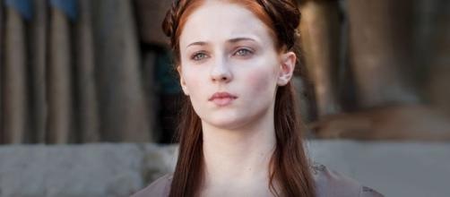 Sophie Turner afirma que quiere ver a Sansa como Reina del Norte