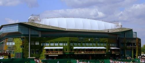 Wimbledon main venue/ Photo: Kate (Flickr) CC BY-SA 2.0