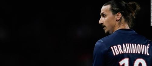 Zlatan Ibrahimovic il sogno della Roma