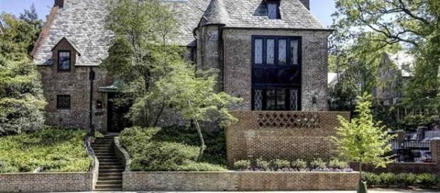 Esta será la nueva casa de Barak Obama