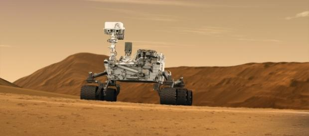 Flatulent' Curiosity Rover Responsible for Mars' Methane, NASA ...