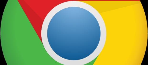 Google Chrome logo courtesy of Wikipedia.
