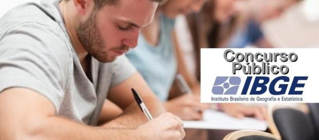IBGE abre inscrições para concurso público