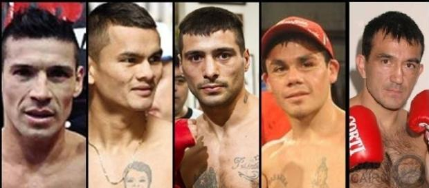 Martínez, Maidana, Matthysse, Reveco y Narváez. Los mejores pugilistas argentinos de los últimos 20 años
