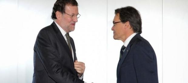 Mas y Rajoy se reunieron hace una semana para hablar de consulta - lavanguardia.com