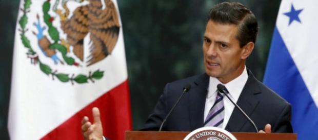 México: el presidente Peña Nieto