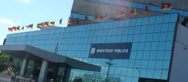 Ministério Público em Porto Alegre, RS