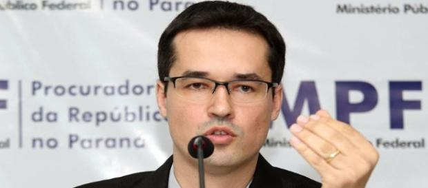 Procurador Deltan Dallagnol (Foto: Diário do Poder)