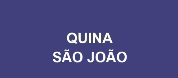 Resultado da Quina de São João será divulgado na Blasting News