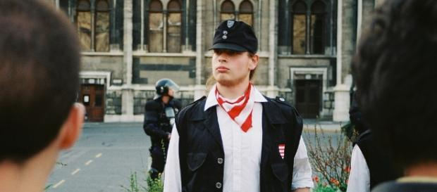 Supporter of Jobbik / cc via Photopin.com
