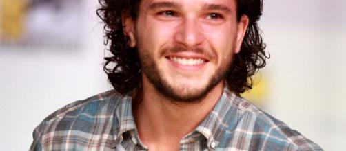 Actor Kit Harington as Jon Snow (Wikipedia)