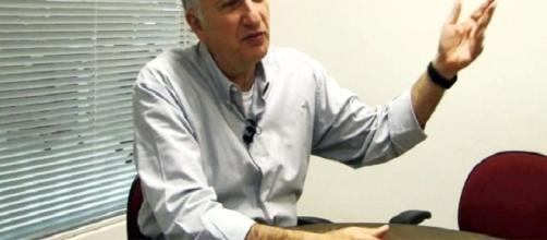 Alberto Léo, jornalista esportivo
