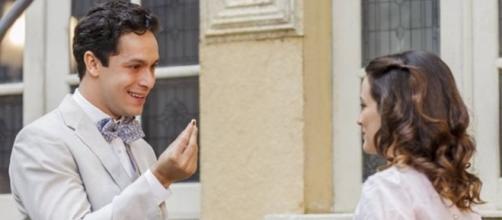 Celso quer retomar noivado (Divulgação/Globo)