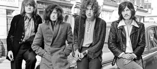 Classic Led Zeppelin photo (Wikimedia)