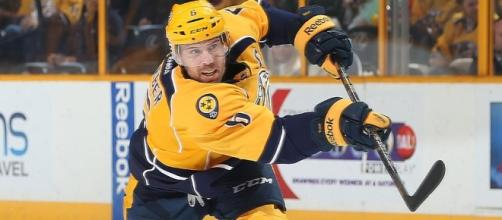 Defensemen lead Predators past Blue Jackets licensed for reuse
