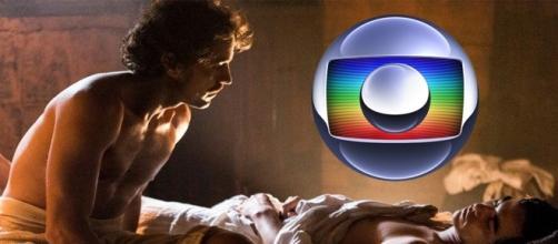 Globo vai exibir cena de relação homossexual em 'Liberdade, Liberdade' (Divulgação/Globo)