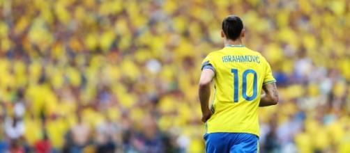 Ibrahimovic, dal tacco all'Italia alla rovesciata cult: re Zlatan ...
