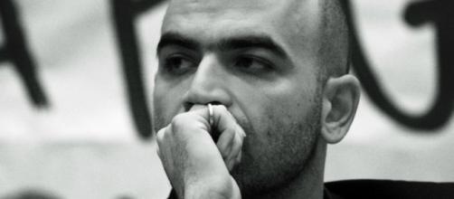 Lo scrittore e giornalista Roberto Saviano.