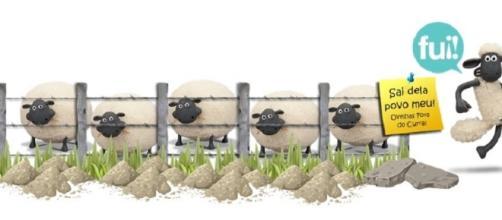 Ovelhas Fora do Curral | Página no Facebook