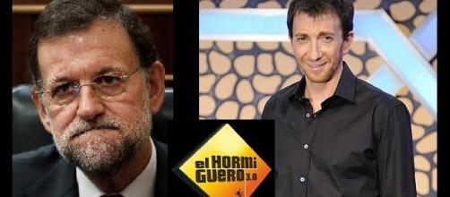 Rajoy visita el programa de Atresmedia