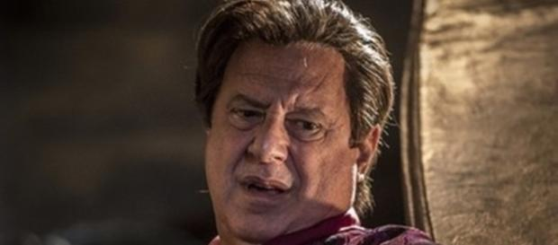 Afrânio quer Carlos como sucessor (Divulgação/Globo)