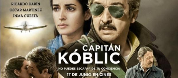 CAPITÁN KÓBLIC - CINE - RICADO DARÍN - INMA CUESTA