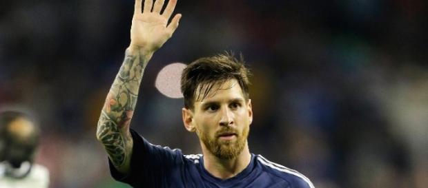 Messi se tornou o maior artilheiro da Argentina