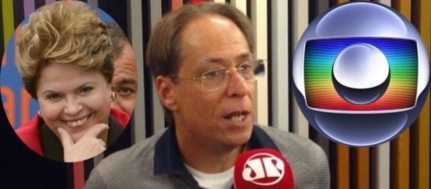 Pedro Cardoso saiu em defesa de Dilma em entrevista (Reprodução/Internet)