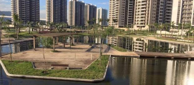 Río presentó en sociedad la villa olímpica y paralímpica de los atletas en conmemoración del Día Olímpico
