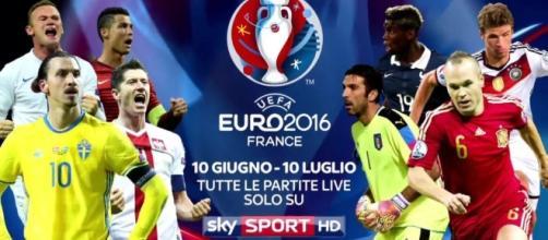 Diretta tv e calendario ottavi Euro 2016
