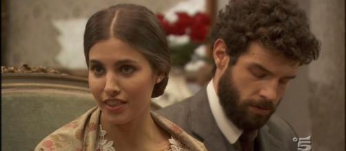 Il Segreto: Ines scopre che Beltran è suo figlio, e Amalia?