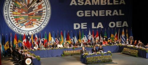 LA OEA en un estado pasivo ante la situación de Venezuela