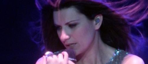 Laura Pausini, reduce dal successo dell'ultimo Tour