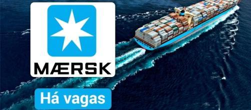 Maersk está contratando em diversos países - Foto: Reprodução Maersk