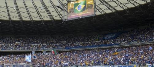 O Mineirão é o palco do duelo italiano do Brasileirão