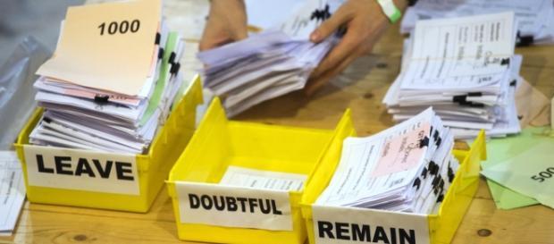 Brexit - Cum au votat britanicii