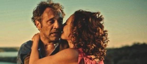 Casal discute e rompe relação (Foto: Divulgação/Globo)