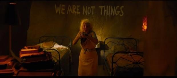 """""""No somos cosas"""" Un grito a favor de la igualdad. Mad Max"""