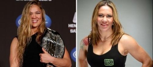 A brasileira Cris Cyborg diz que vai 'matar' Ronda Rousey no ringue do UFC assim que tiver a oportunidade.