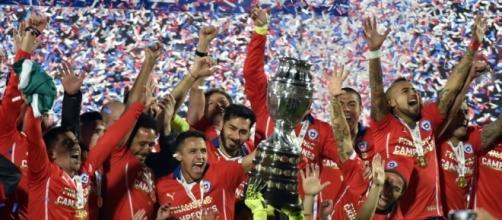 Copa América: Chile sigue siendo campeón
