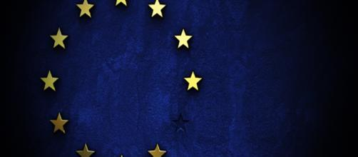 Imagen informativa, brexit. Unión eruopea sin estrela