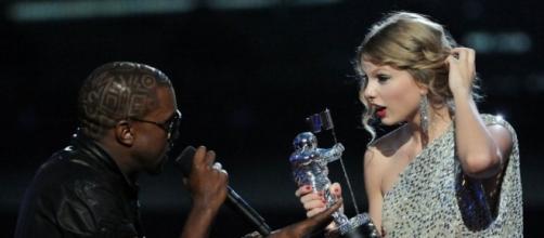 Kanye alfinetou Taylor em sua nova música