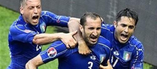 L'Italia batte la Spagna, le pagelle dell'incontro